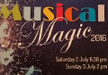 Musical Magic 2016 City Hall July 2016